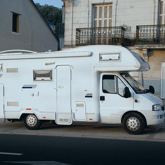 Campingvogn rens - Møbelrens-sofa